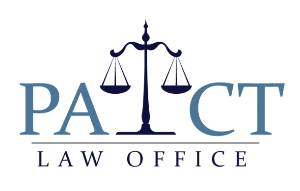 Law Office Logo Design Pact Law Office
